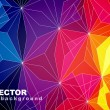Abstract colorful background. - Image vectorielle
