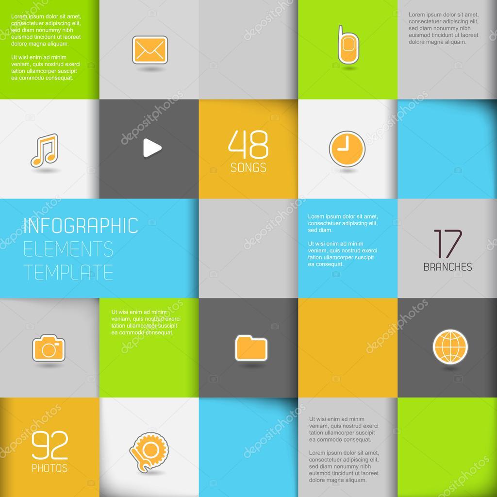 Template design pattern workflow