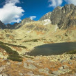 High Tatry Mountains Slovak - Stock Photo