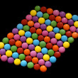 Colorful candy — Stock Photo