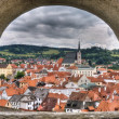 Stock Photo: Czech Krumlov