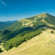 Stock Photo: Slovak mountains