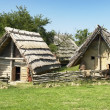 Stock Photo: Ancient dwelling