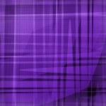 Постер, плакат: Violet pattern