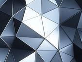 Kristall-hintergründe — Stockfoto