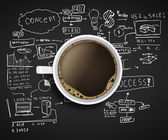 Business-strategie — Stockfoto