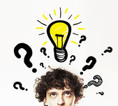 Concepto de idea — Foto de Stock