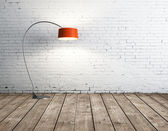 Lampe en salle — Photo