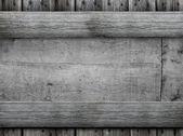 灰色的木墙 — 图库照片