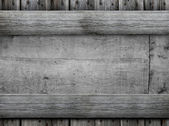 Gray wood wall — Stock Photo