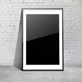 Glass frame — Stock Photo