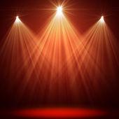 Kırmızı noel arka plan — Stok fotoğraf