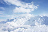 Vackra berg — Stockfoto
