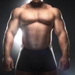 Muscular man — Stock Photo #26839113