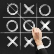 Tic tac toe — Stock Photo #27134165