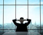 Empresario relajado — Foto de Stock