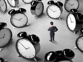 Mnoho alarmy — Stock fotografie
