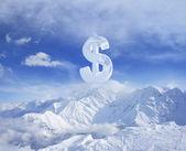Big dollar — Stock Photo