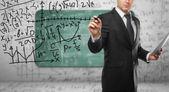 Mathematical formula — Stock Photo