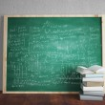 Mathematical formulas — Stock Photo #51038769