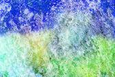 Vintage background (impressionism) — Stock Photo