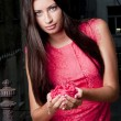 Beautiful young woman — Stok Fotoğraf #22325781