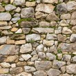 Stock Photo: Wall of Inca's house on Island of Sun, Bolivia