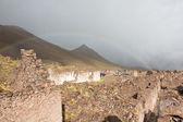 Abandoned village San Antonio de Lipez, Bolivia — Stock Photo