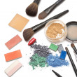 Professional cosmetics for makeup — Stock Photo