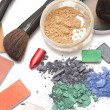 Stock Photo: Professional cosmetics for makeup