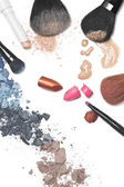 Cosmetics for makeup — Stock Photo