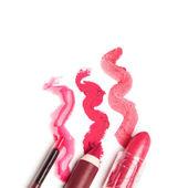 Lip makeup — Stock Photo