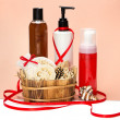 Cosmetics as a gift — Stock Photo #50417123