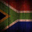 South African flag. — Stock Photo #49274093
