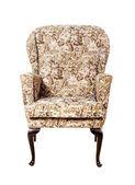 Wicker chair. — Stock Photo