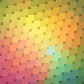 Colorful Mosaic Pattern — Stock Photo