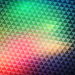 Colorful Geometric Banner — Stock Photo #32287263