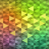 Colorful Mosaic Banner — Stock Photo