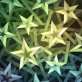 Starry Christmas Background — Stock Photo