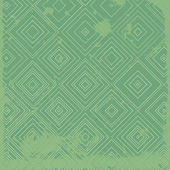 Grunge geometriska mönster — Stockvektor