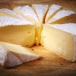 Stock Photo: Soft chees Brie