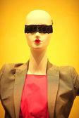 Mannequin is — Stock Photo