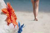 Beach — Zdjęcie stockowe