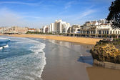 Biarritz, francia — Stock Photo
