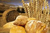 Esnaf ekmek — Stok fotoğraf
