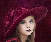 Jonge vrouw — Stockfoto
