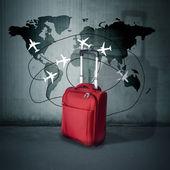 Viajes concepto — Foto de Stock