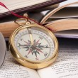 Compass orientation tool — Stock Photo #35699527