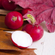 Stock Photo: Red fruits