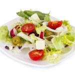 Постер, плакат: Salad healthy